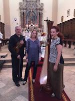 Koncert Chordes Trio - Supetar slike otok Brač Online