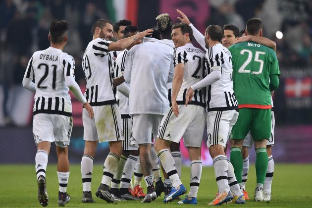 Carpi vs Juventus