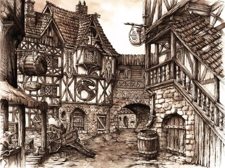 07-Medieval-Village-Elwira-Pawlikowska-www-designstack-co