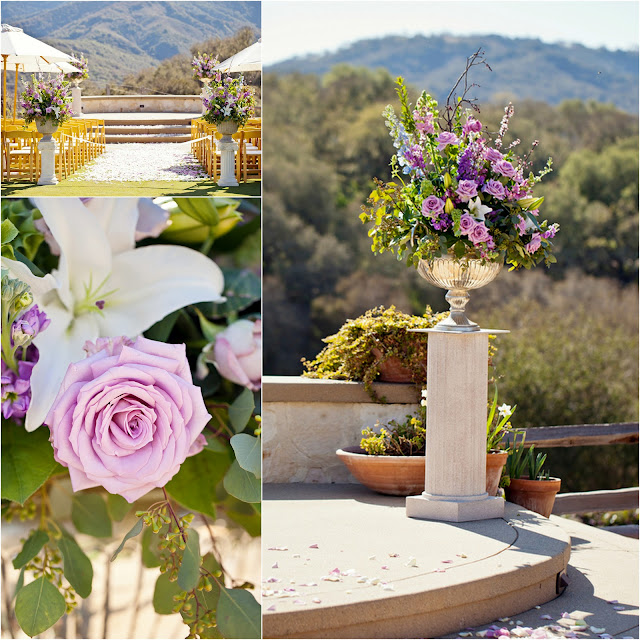 Bride+bridal+vineyard+winery+wine+purple+violet+Lavender+centerpieces+roses+dried+rustic+outdoor+spring+wedding+summer+wedding+fall+wedding+california+napa+valley+sonoma+white+floral+Mirelle+Carmichael+Photography+27 - Lavender Sprigs