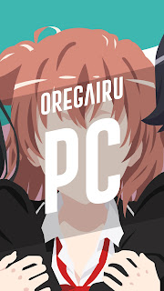 Oregairu Wallpaper