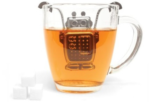 Robot Tea Infuser - $5.02