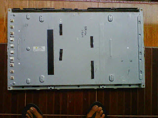 Panel Display LCD TV