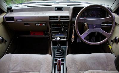 Restorasi Interior Mitsubishi Lancer SL