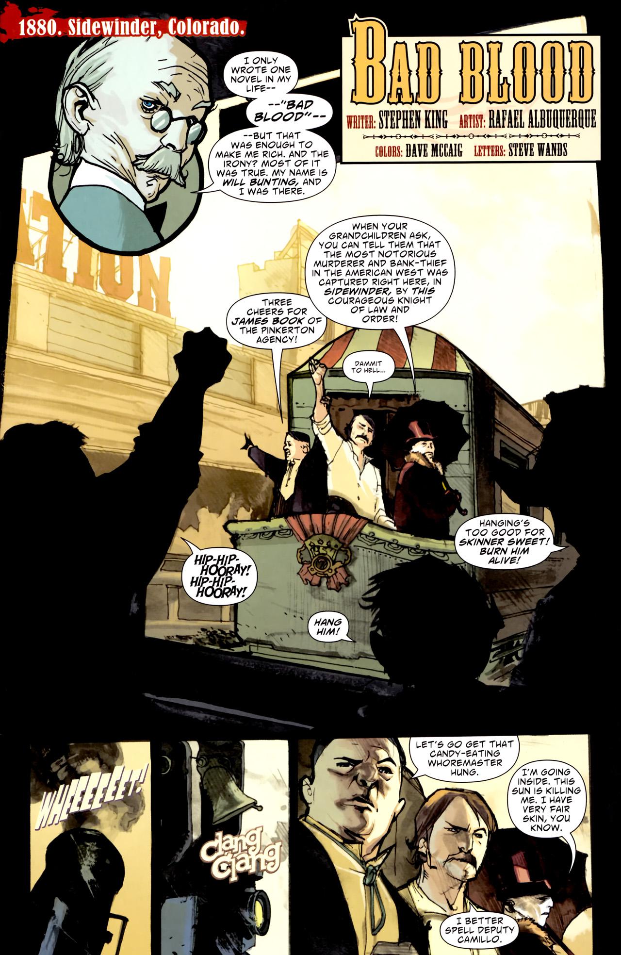Read online American Vampire comic -  Issue #1 - 19