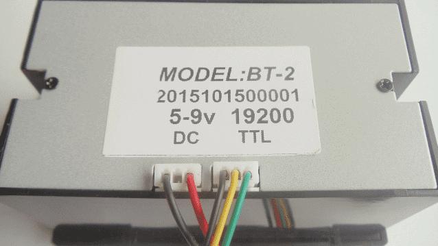 Conexões Impressora Arduino