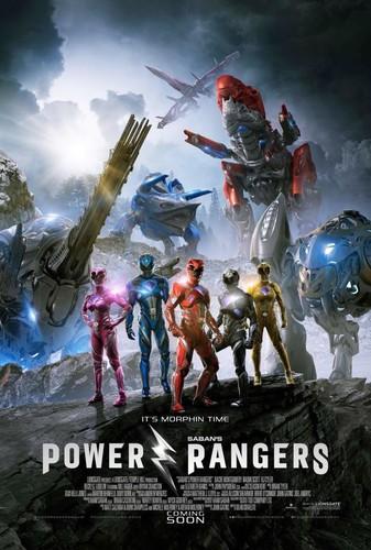 Power Rangers (2017) [BRrip 720p] [Latino] [Ciencia ficción]