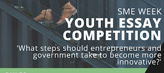 European SME Week Youth Essay Competition 2018