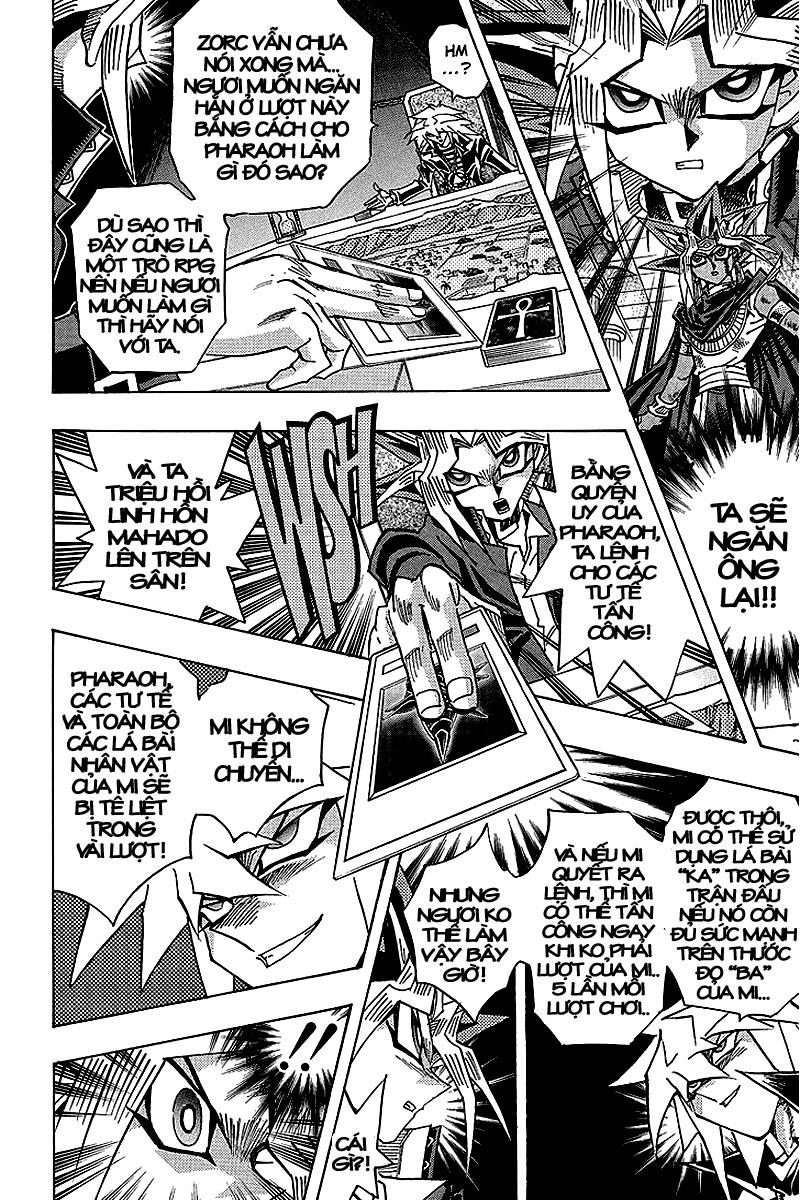 YUGI-OH! chap 321 - thần bóng tối thức tỉnh trang 7