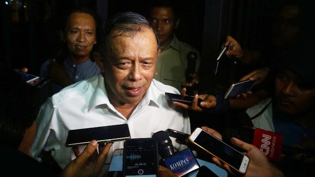 Djoko Santoso: Saya Akan Kerja Militan untuk Lawan Erick Thohir