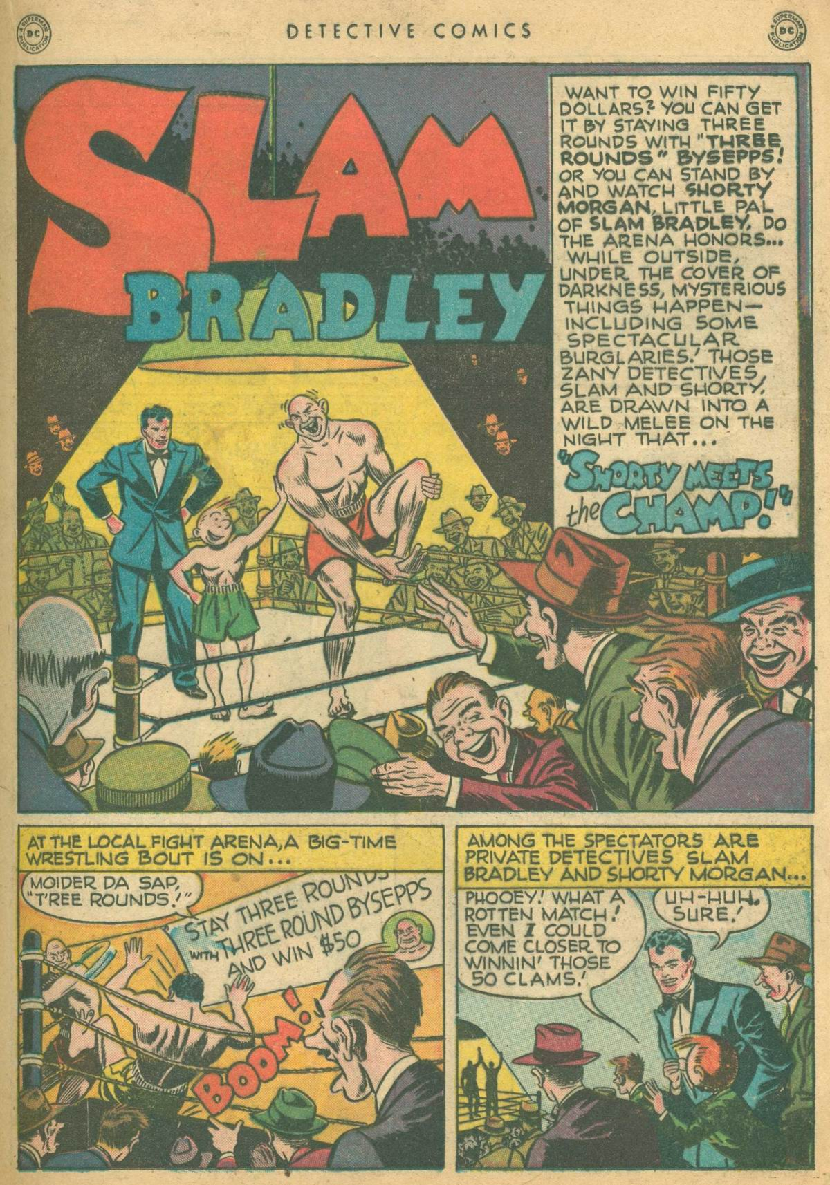 Detective Comics (1937) 138 Page 24