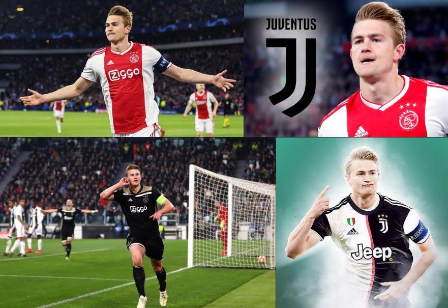 Oggi l'annuncio di De Ligt alla Juventus? Potrebbe essere la volta buona.