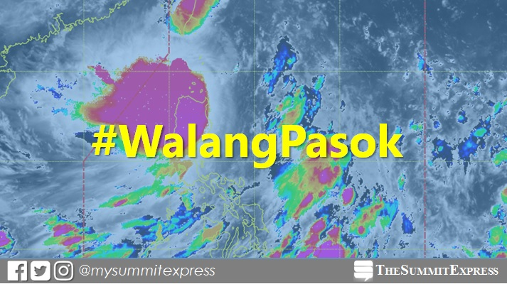 #WalangPasok: Class suspensions for Wedneday, August 23, 2017