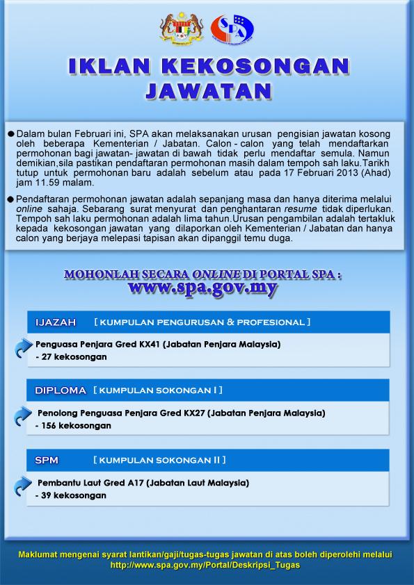 Jobs Malaysia 2020 | 2021: Jawatan Kosong Suruhanjaya ...