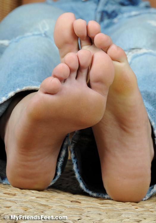 Gay Foot Fetish London