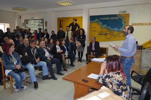 Νέο Δ.Σ. για το Σ.Πο.Σ. Ανατολικής Μακεδονίας και Θράκης της ΠΟΕ