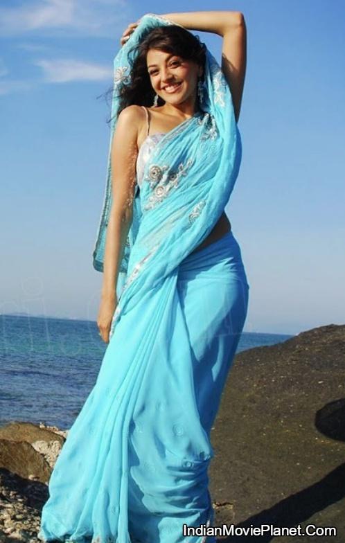 saree wallpapers kajal agarwal - photo #22