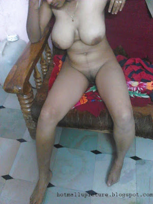 Hottest Girl nithya taking selfie nude boobs shown hot shaved Pussy