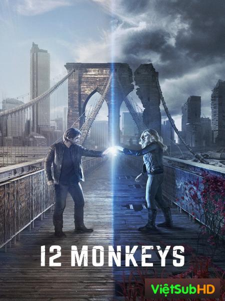 12 Con Khỉ Phần 2