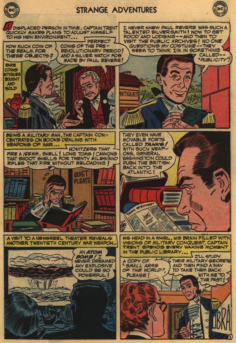 Strange Adventures (1950) issue 26 - Page 15