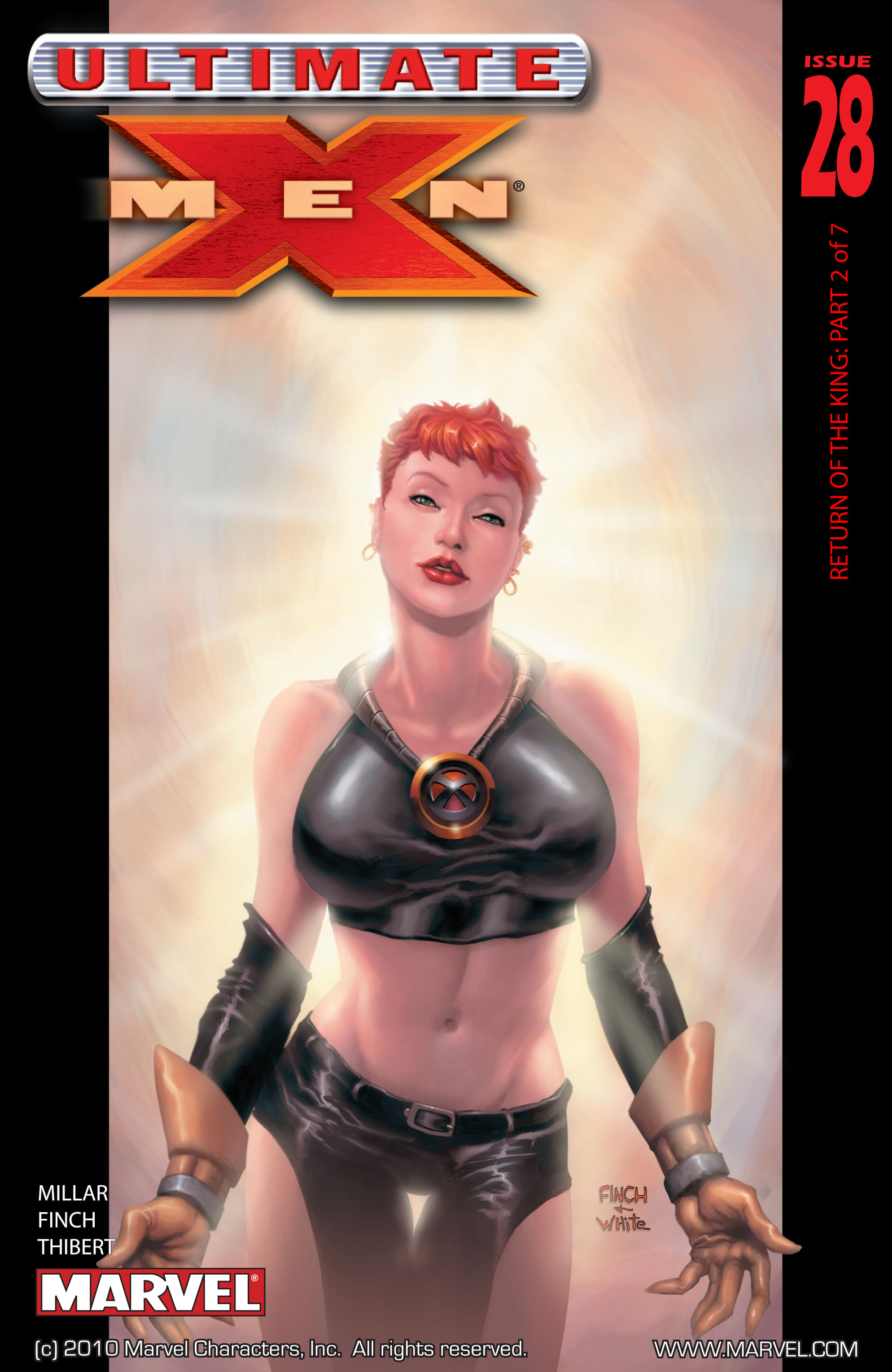 Read online Ultimate X-Men comic -  Issue #28 - 1