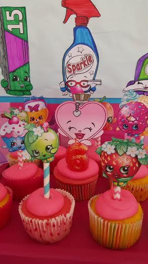 Mrs Sheets Amp Co Diy Shopkins Birthday Party