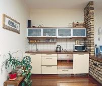 Ideas para tener cocinas muy pequeñas en espacios reducidos ...