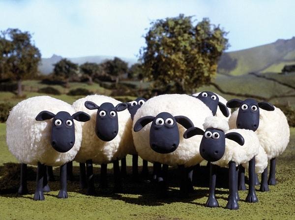 domba dan gembala