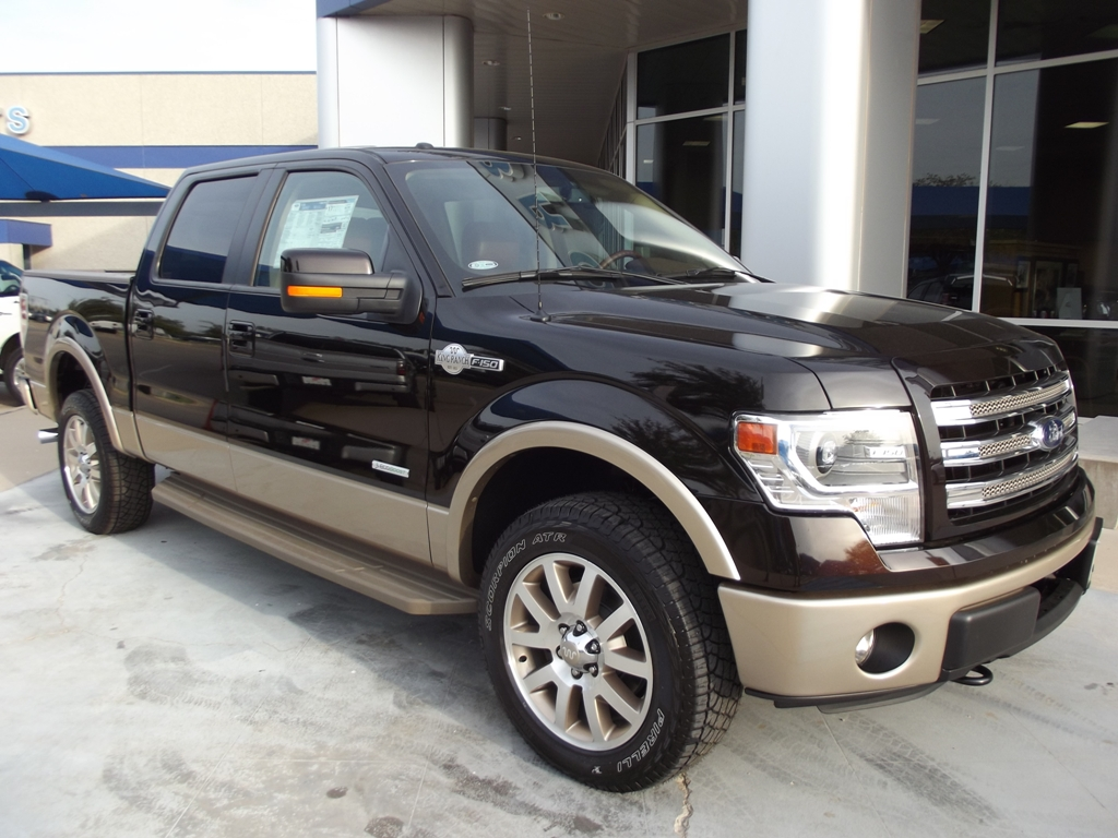 2013 ford f 150 king ranch with lift kit for sale in autos weblog. Black Bedroom Furniture Sets. Home Design Ideas