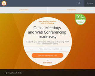 GoToMeeting-good app to communicate and meet online team members-320x256