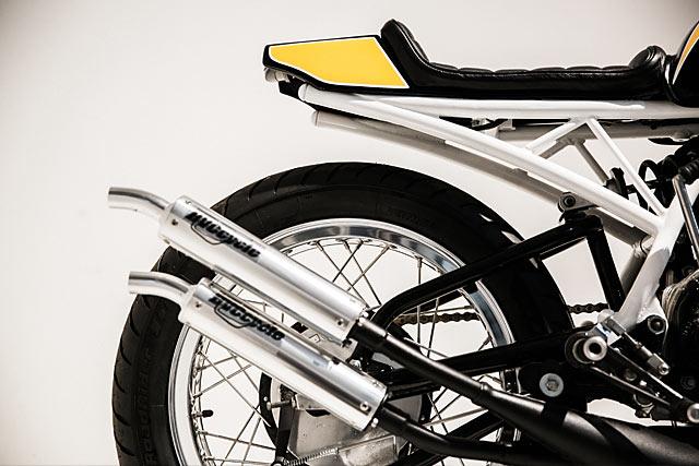 Yamaha RD400 By Enginethusiast Hell Kustom