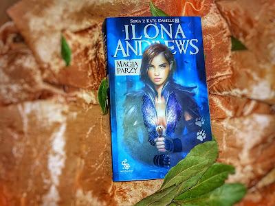 Ilona Andrews - Magia parzy