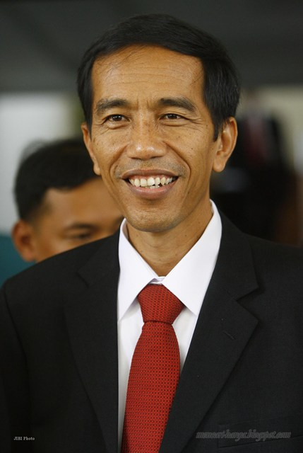 Joko Widodo Jokowi Biography