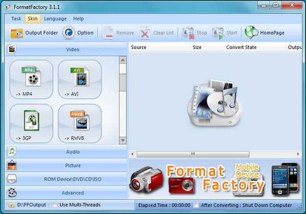 Format Factory