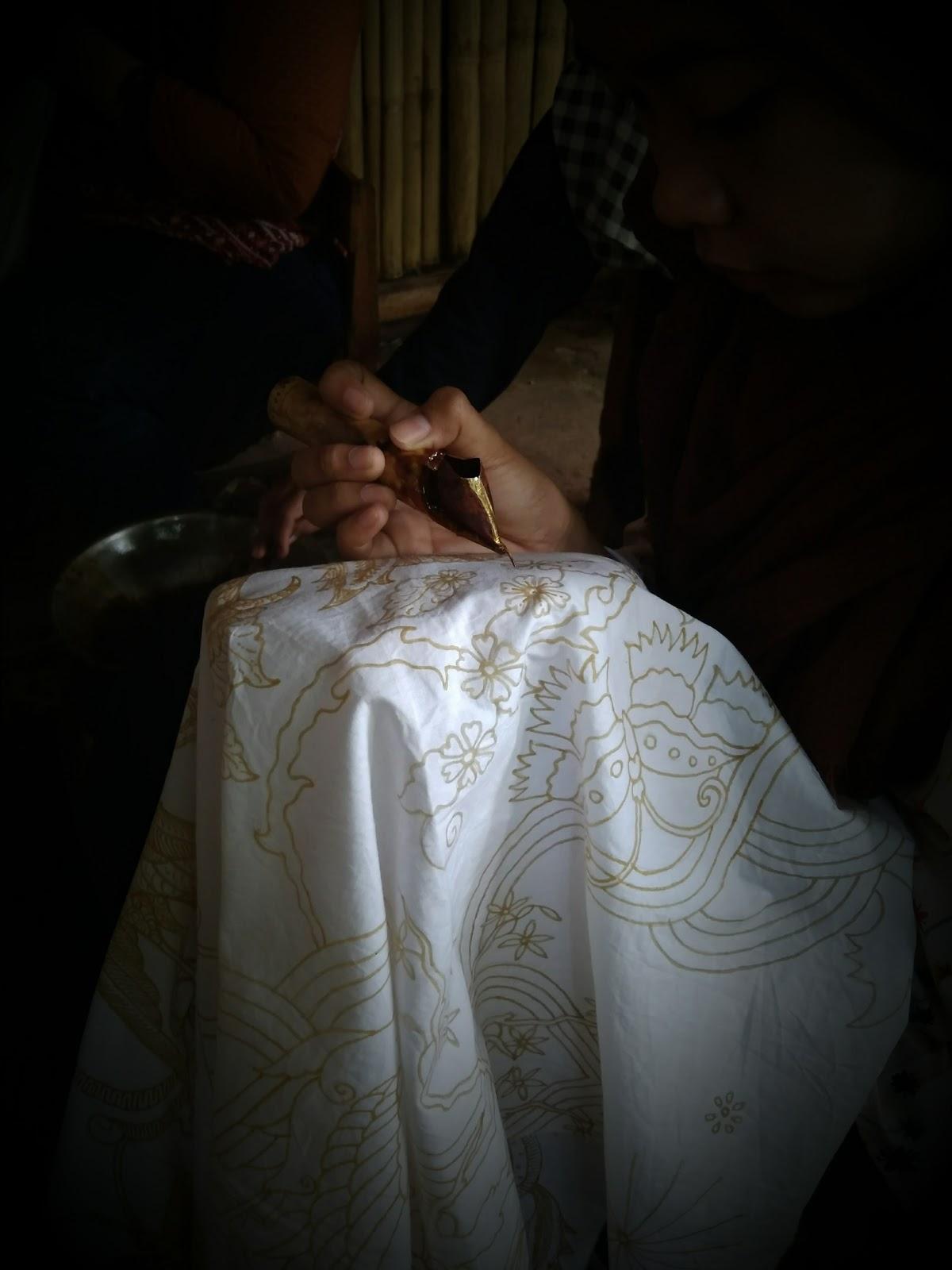 Tahapan Pembuatan Batik Tulis : tahapan, pembuatan, batik, tulis, Tahap, Pembuatan, Batik