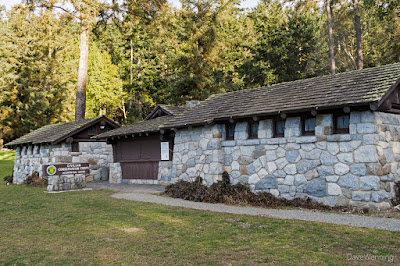 The CCC Interpretive Center, Bowman Bay