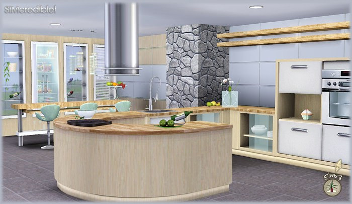 sims 3 kitchen ideas my sims 3 audacis kitchen set by simcredible designs 21712