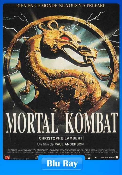 Mortal Kombat 1995 480p BRRip 300MB x264