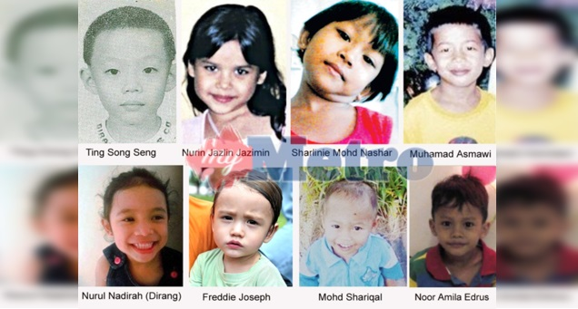 7 Kes Culik & Bunuh Kanak-Kanak Palinh NGERI Di Malaysia, No 6 Tu Paling ZALIM Ya Allah...