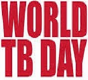 'World Tuberculosis Day: 24 March' | 'World TB Day' (143 Words)