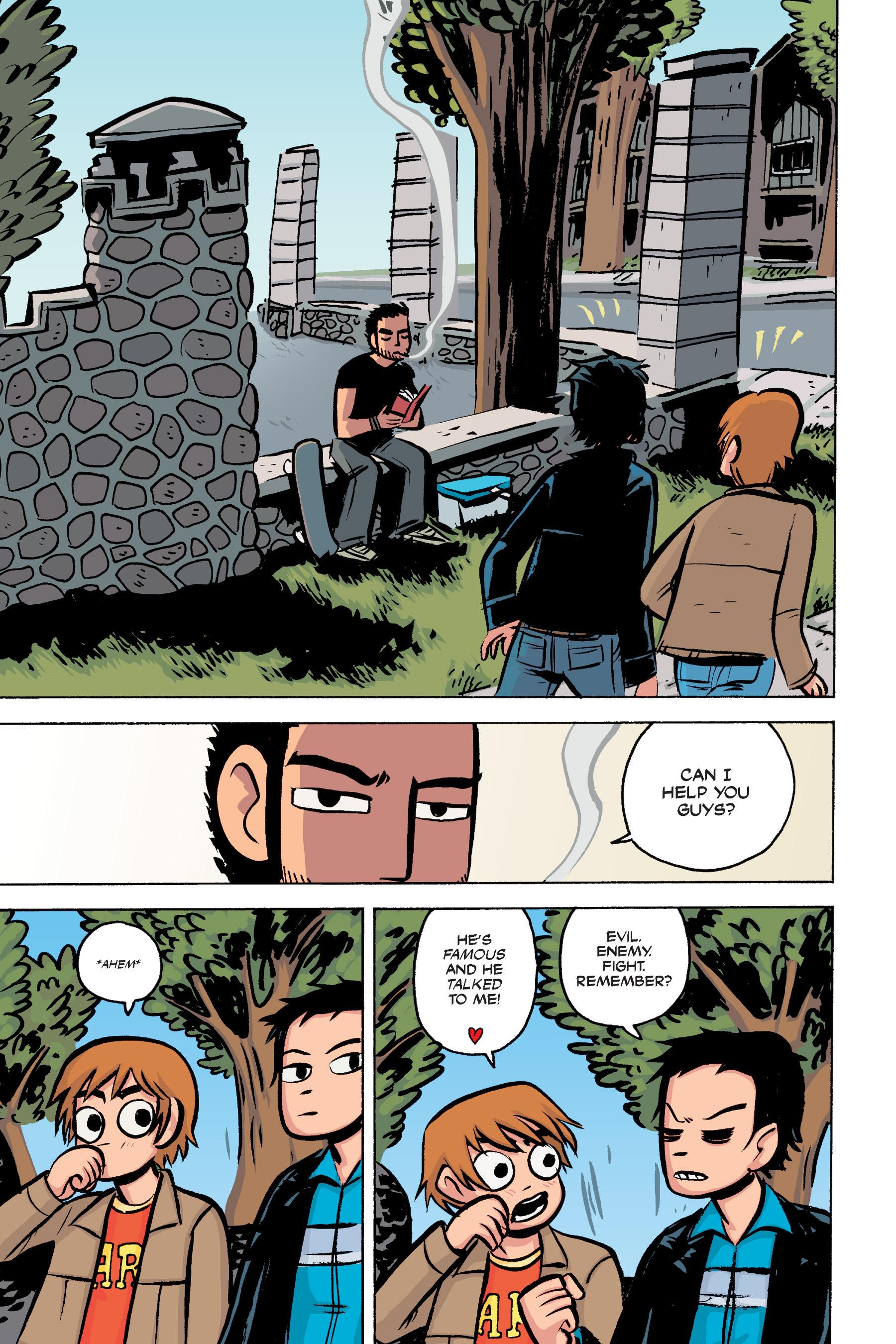 Read online Scott Pilgrim comic -  Issue #2 - 108