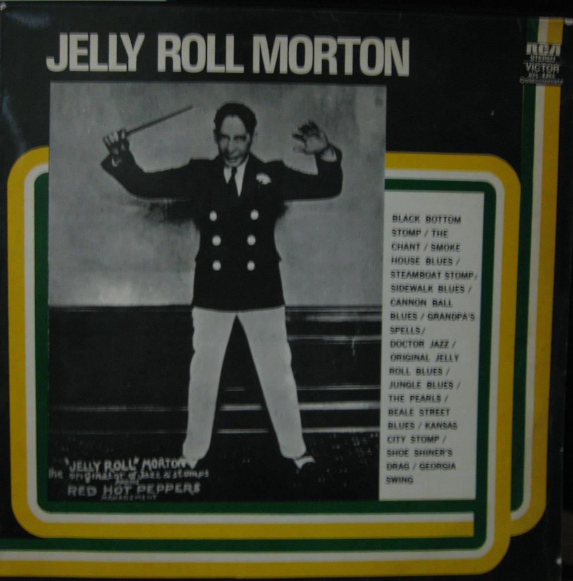 Cabeza De Moog Jelly Roll Morton