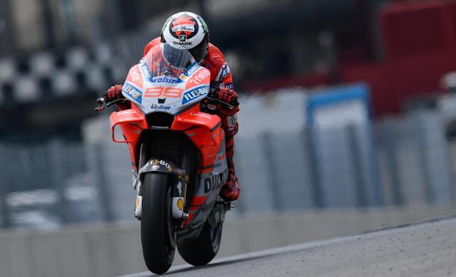 MotoGP第6戦イタリアGP 優勝 ホルヘ・ロレンソ
