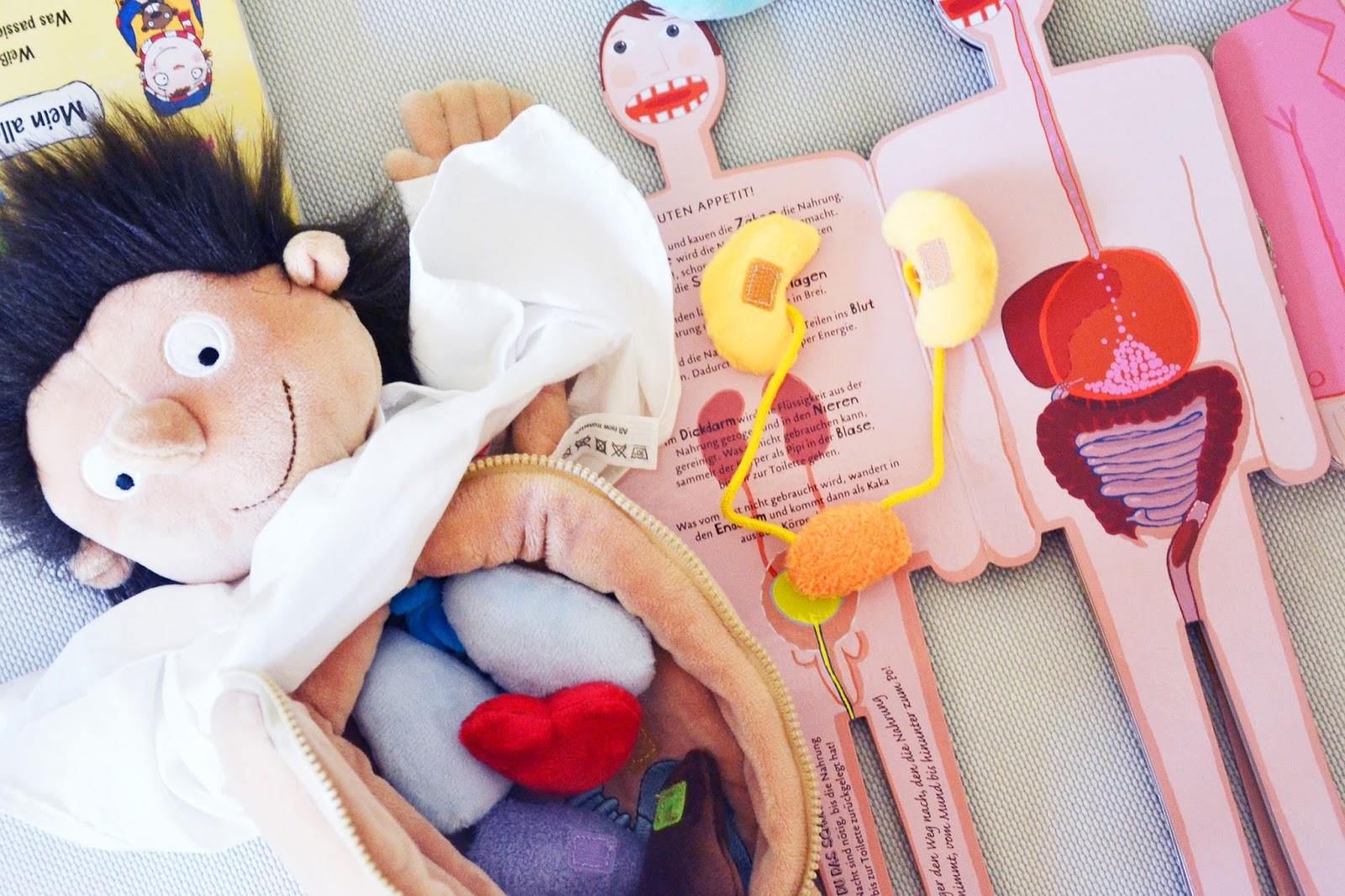 Kindern spielerisch die Anatomie näher bringen | A MOTHER\'S LOVE
