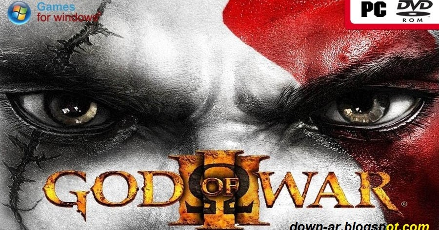 تحميل لعبة god of war 2 للكمبيوتر