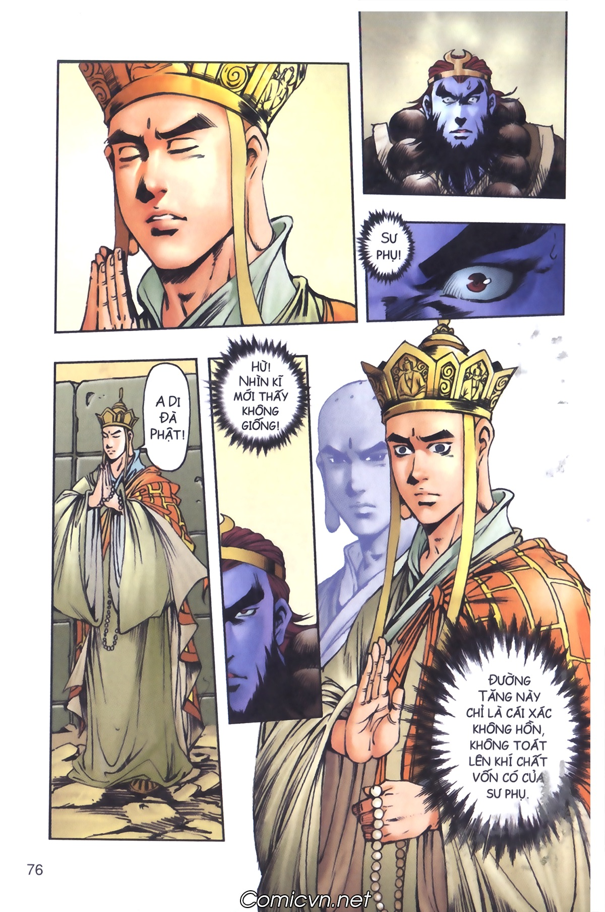 Tây Du Ký màu - Chapter 103 - Pic 2
