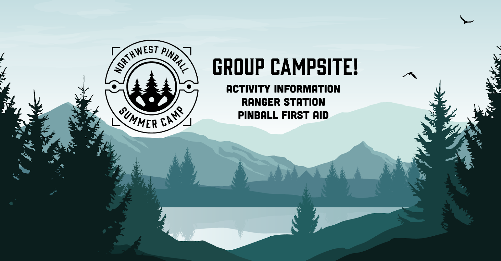 NW Pinball Summer Camp