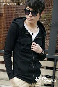 seven domu hooded jacket korean style sk21