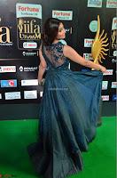 Shriya Saran having fun in a lovely fit gown at IIFA Utsavam Awards 2017  Day 2 at  11.JPG