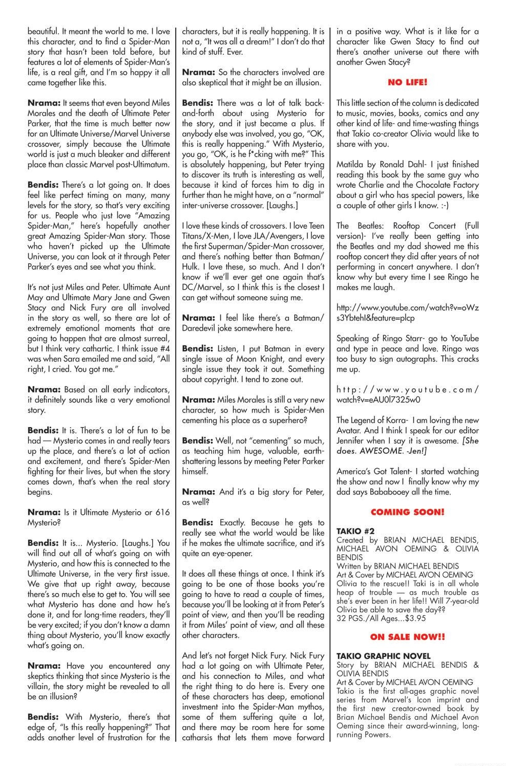 Read online Takio (2012) comic -  Issue #2 - 29
